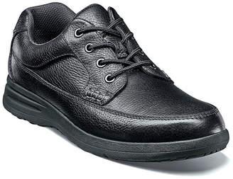 Nunn Bush Mens Cam Moc Toe Casual Oxford Shoes