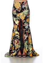 Camilla Call Me Carmen Wrap Skirt W/ Front Tucks