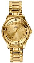 Versus By Versace Women's SH7050013 Tokyo Rose Gold Ion-Plated Stainless Steel Luminous Hands Watch