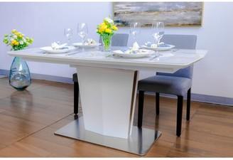 Crosley Extendable Dining Table Orren Ellis