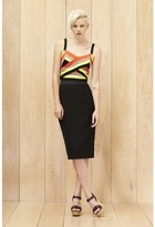 Milly Colorblock Bustier