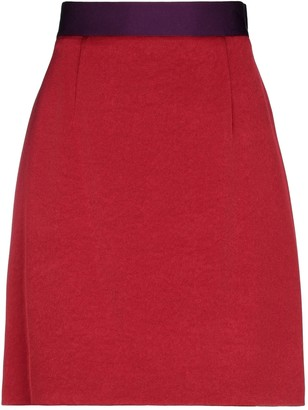 Paule Ka Knee length skirts
