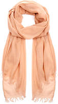 Theory Coral Novelty Everyday Scarf