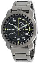 Diesel Rig DZ1751 Men's Gunmetal Stainless Steel Watch