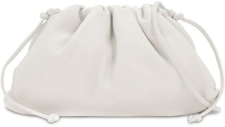 Bottega Veneta The Mini Pouch Smooth Leather Clutch