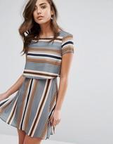 Love 2 in 1 Dress in Stripe
