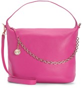 Juicy Couture Fairfax Charm Large Leather Crossbody