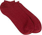 Barneys New York MEN'S COTTON ANKLE SOCKS