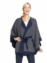 Draper James Sweater Cape
