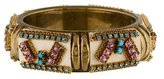 Erickson Beamon Kaleidoscope Eyes Bangle