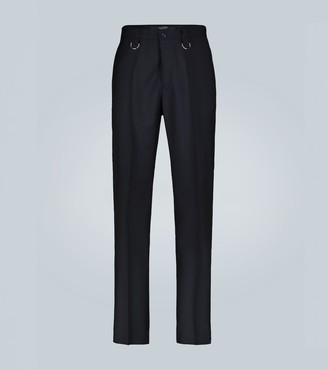 Valentino Exclusive to Mytheresa - wool and mohair-blend pants
