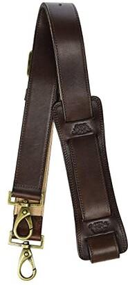 Bosca Dolce All Leather Shoulder Strap