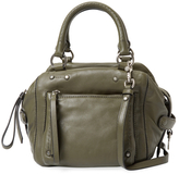 Marc by Marc Jacobs Cube 21 Small Leather Satchel