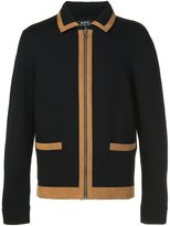 A.P.C. zipped jacket