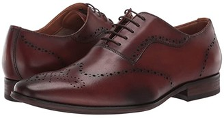 Steve Madden Dimas Oxford (Tan Leather) Men's Shoes