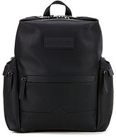 Hunter Rubberized Leather Backpack