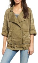Current/Elliott Women's The Infantry Military Jacket