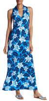 Tommy Bahama Olympias Blooms Sleeveless Maxi Dress
