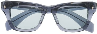 Jacques Marie Mage Dealan square-frame sunglasses
