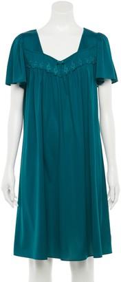 Petite Miss Elaine Essentials Tricot Nightgown