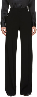 Max Mara Black Tundra Trousers