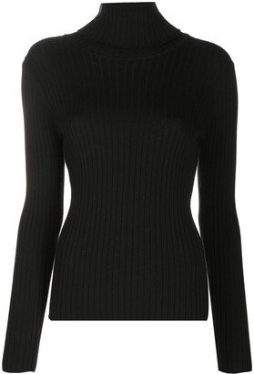 Philo Sofie Slim Fit Polo Neck