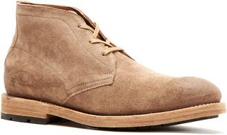 Frye Bowery Leather Chukka Boot