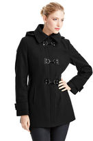 Calvin Klein Toggle Clip Coat