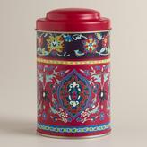 Cost Plus World Market Istanbul Tea Tin, Set of 4