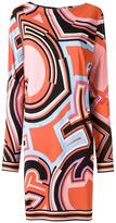 Emilio Pucci printed dress - women - Silk/Viscose - 38