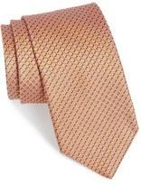 John W. Nordstrom 'Raine Mini' Geo Print Silk Tie