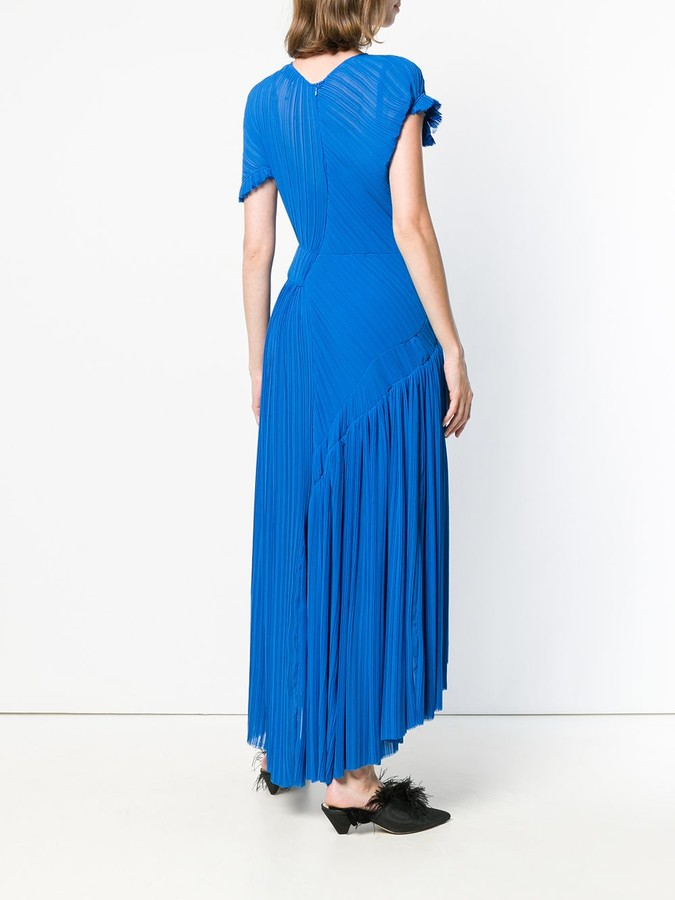 Thumbnail for your product : Preen by Thornton Bregazzi Milly flared dress