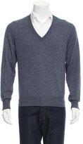 Loro Piana Silk & Cashmere-Blend Sweater