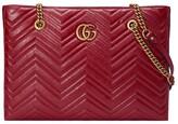 Gucci GG Marmont matelasse medium tote