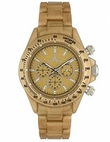 Toy Watch ToyWatch Fluo Pearly Chronograph Metal Gold Plasteramic Men's Watch FLP14MG