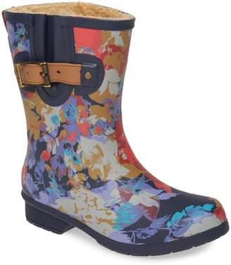 Chooka Macy Waterproof Mid Rain Boot