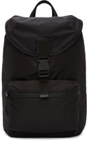Givenchy Black Nylon Stars Tape Obsedia Backpack