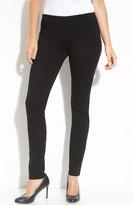 Eileen Fisher Women's Skinny Ponte Knit Pants