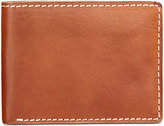 Patricia Nash Nash by Men's Heritage Leather Double Billfold ID Wallet