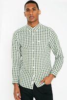 Blanford Poplin Gingham Shirt