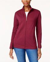 Karen Scott Active Jacket, Created for Macy's