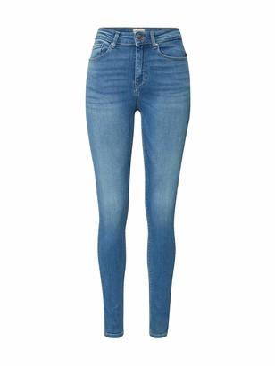 Only Women's ONLPAOLA Life Highwaist SK BB AZG858 Stretch Jeans