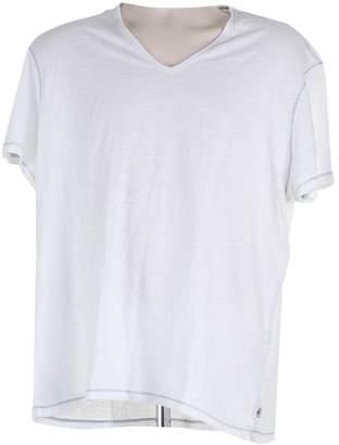 John Varvatos White Cotton T-shirts