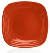 Fiesta Paprika Square Dinner Plate