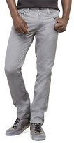 Kenneth Cole Reaction Men's 5 Pocket Slim Fit Sateen Pants