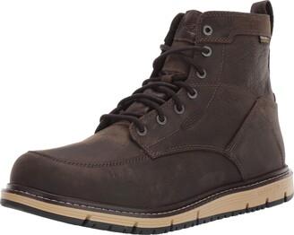 "Keen Men's San Jose 6"" Waterproof Soft Toe Work Boot Construction"