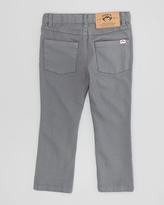 Appaman Skinny Twill Four-Pocket Pants