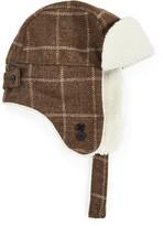 Paul Smith Check Trapper Hat
