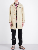 Undercover Embroidered woven coat