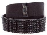 Alice + Olivia Bead-Embellished Waist Belt